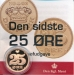 2008, 25 øre, proof